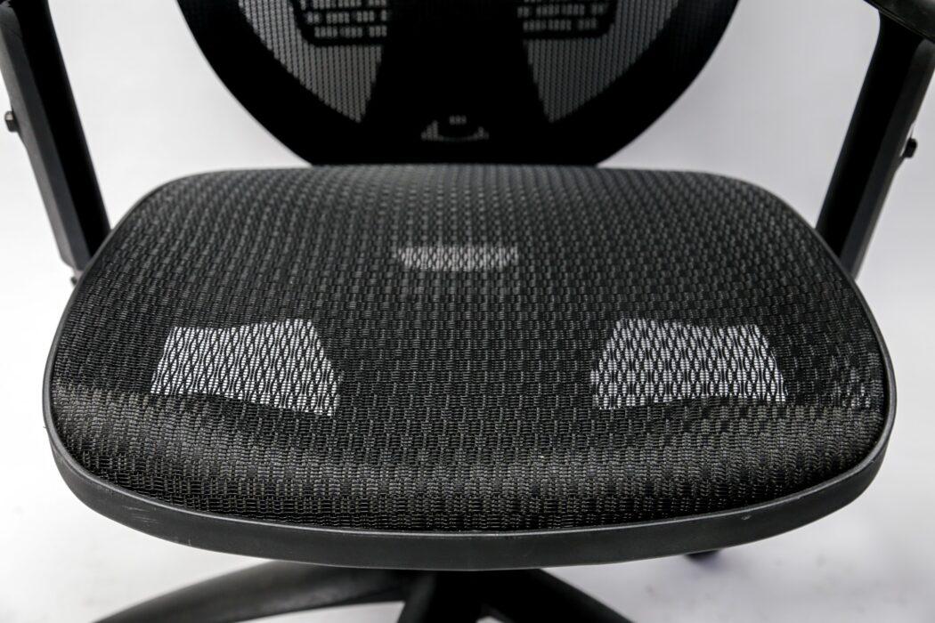 ghế văn phòng e-dra venus egc211 đen - h2