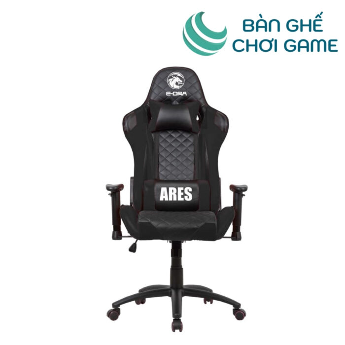 ghế game e-dra ares egc207 đen