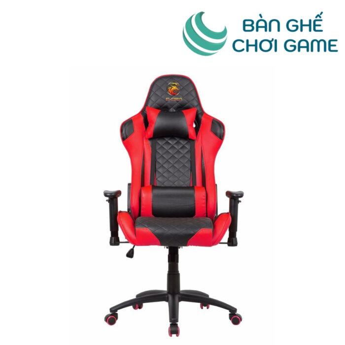 ghế chơi game e-dra ares egc207 đỏ