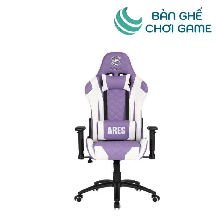 ghế game e-dra ares egc207 tím