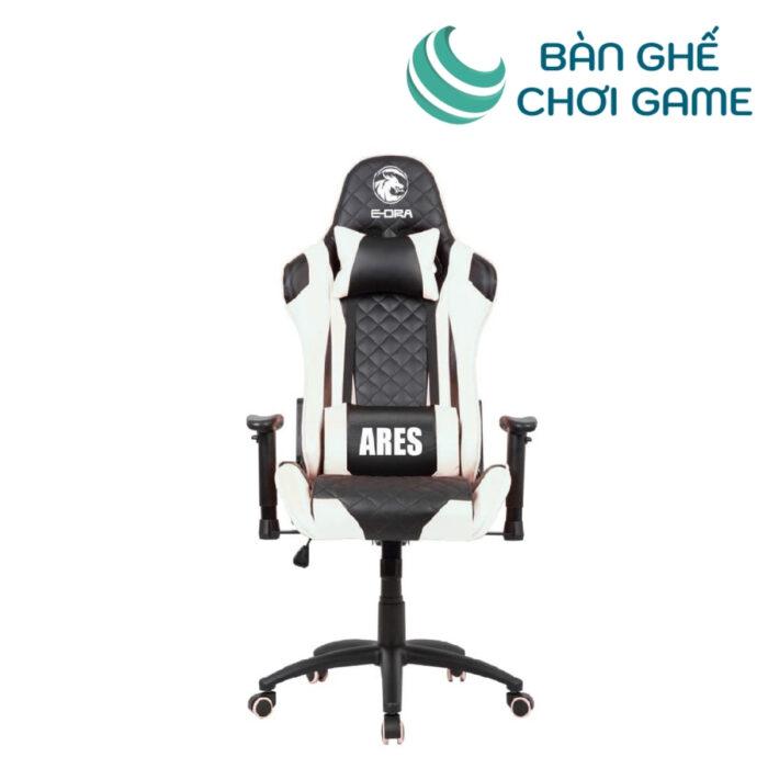 ghế game e-dra ares egc207 trắng