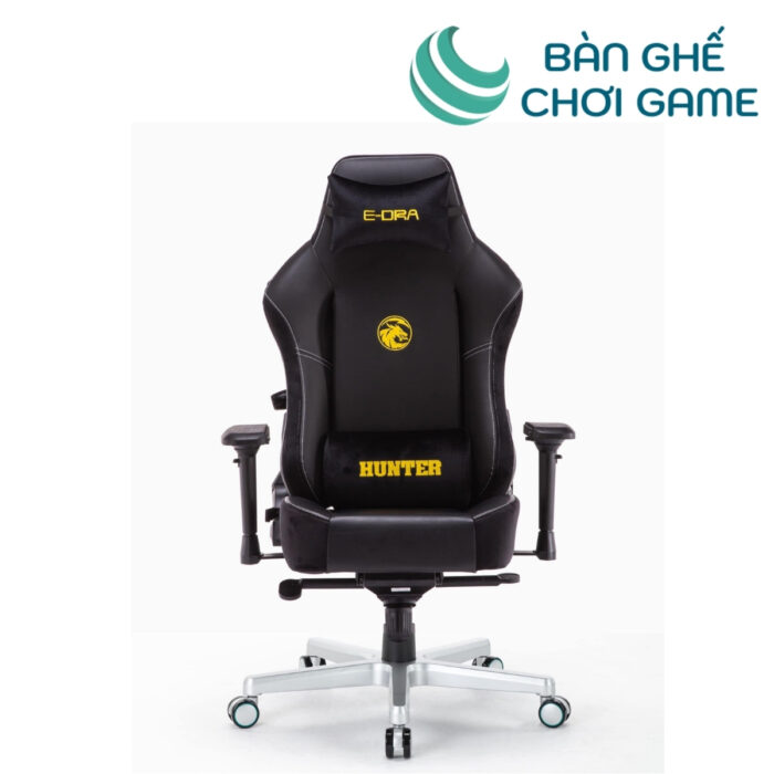 ghế game e-dra hunter egc206 đen