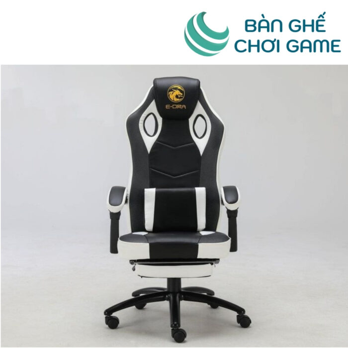 ghế game e-dra jupiter m egc204 trắng