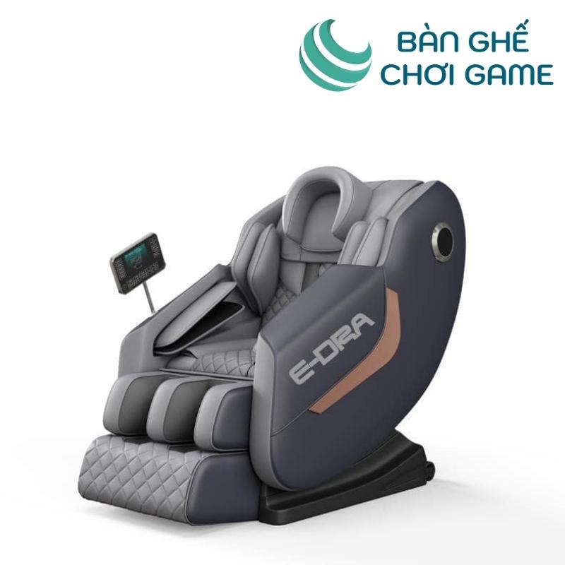 ghế massage e-dra hestia emc100 xam