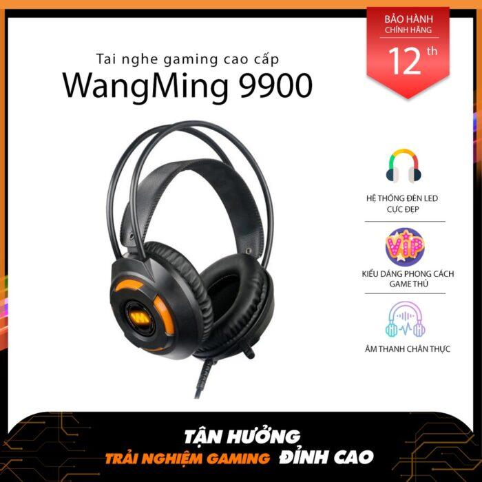 tai nghe gaming wangming wm9900