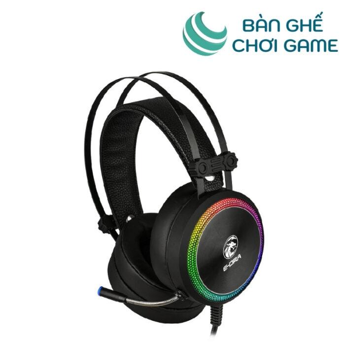 Tai nghe gaming E-Dra E412 Pro giả lập 7.1 USB