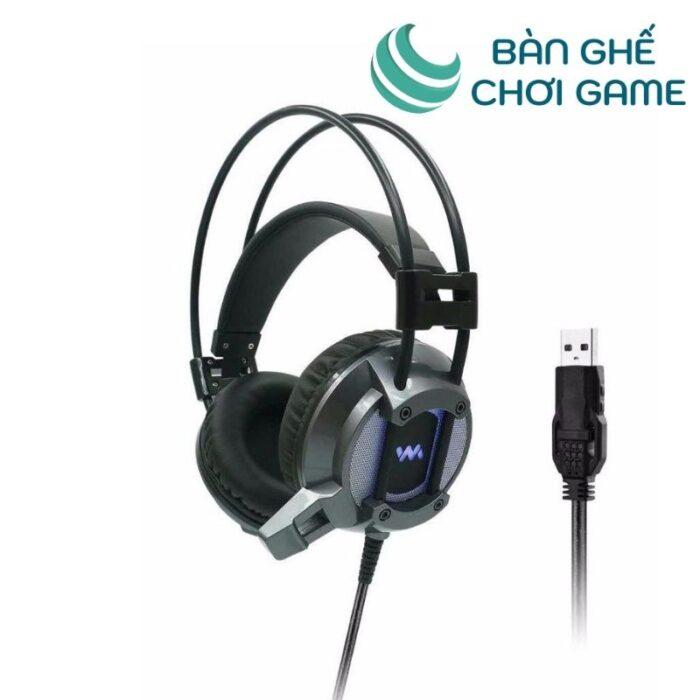 Tai nghe game Wangming WM9600 giả lập 7.1 USB