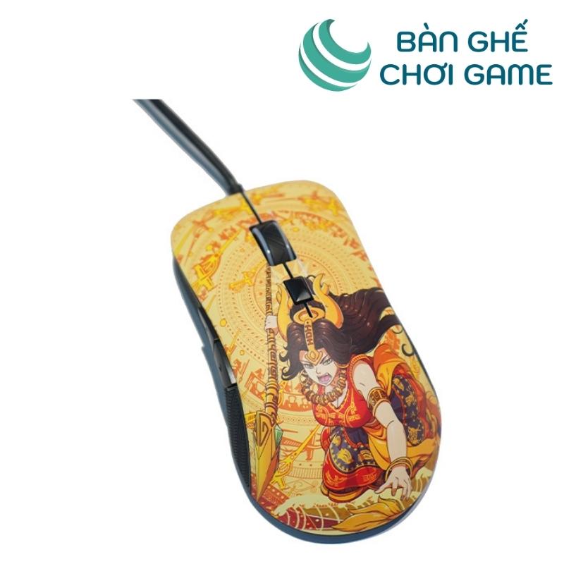 chuột lạc hồng e-dra em640 gaming - 2