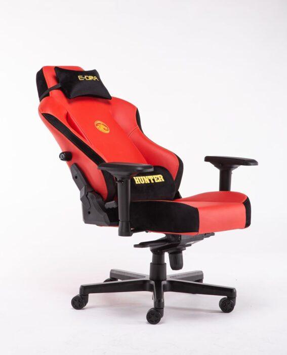 ghế e-dra hunter egc206 đỏ h2