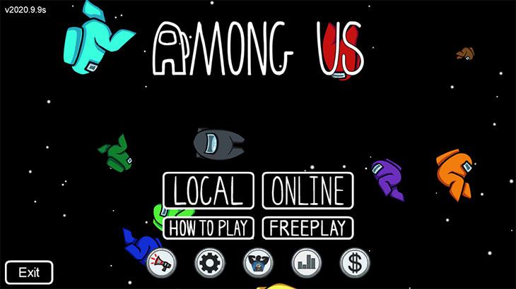 menu game
