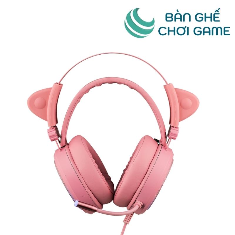 tai nghe e-dra eh412 pink