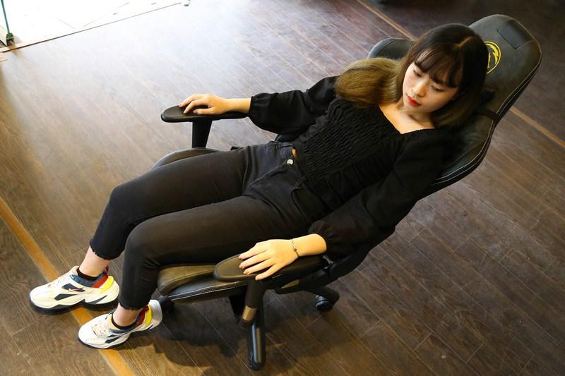 Tư thế cổ ngồi ghế gaming