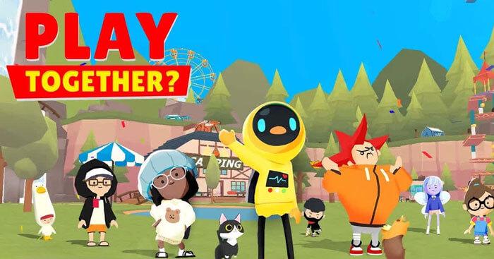 Top 5 game mobile chơi cùng người yêu các cặp đôi nên thử Play-together-1