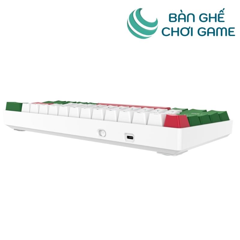 bàn phím cơ không dây Dareu EK871