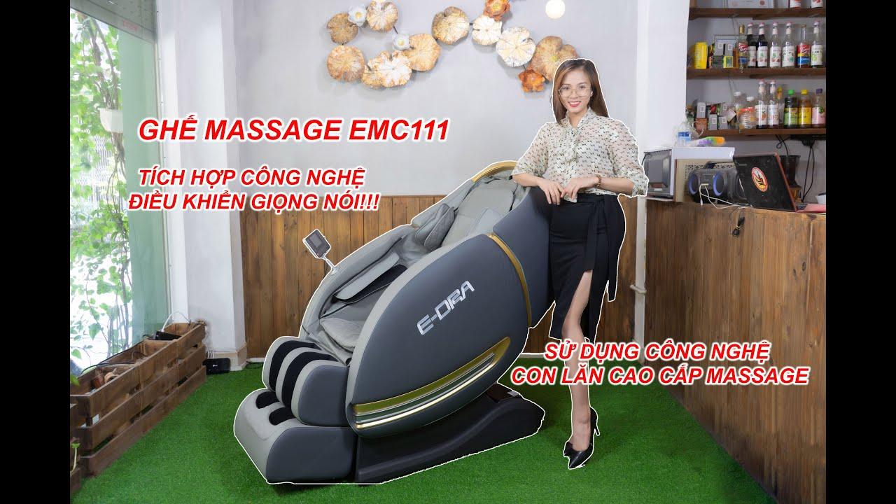 Ghế massage E-Dra Hestia EMC111 h2